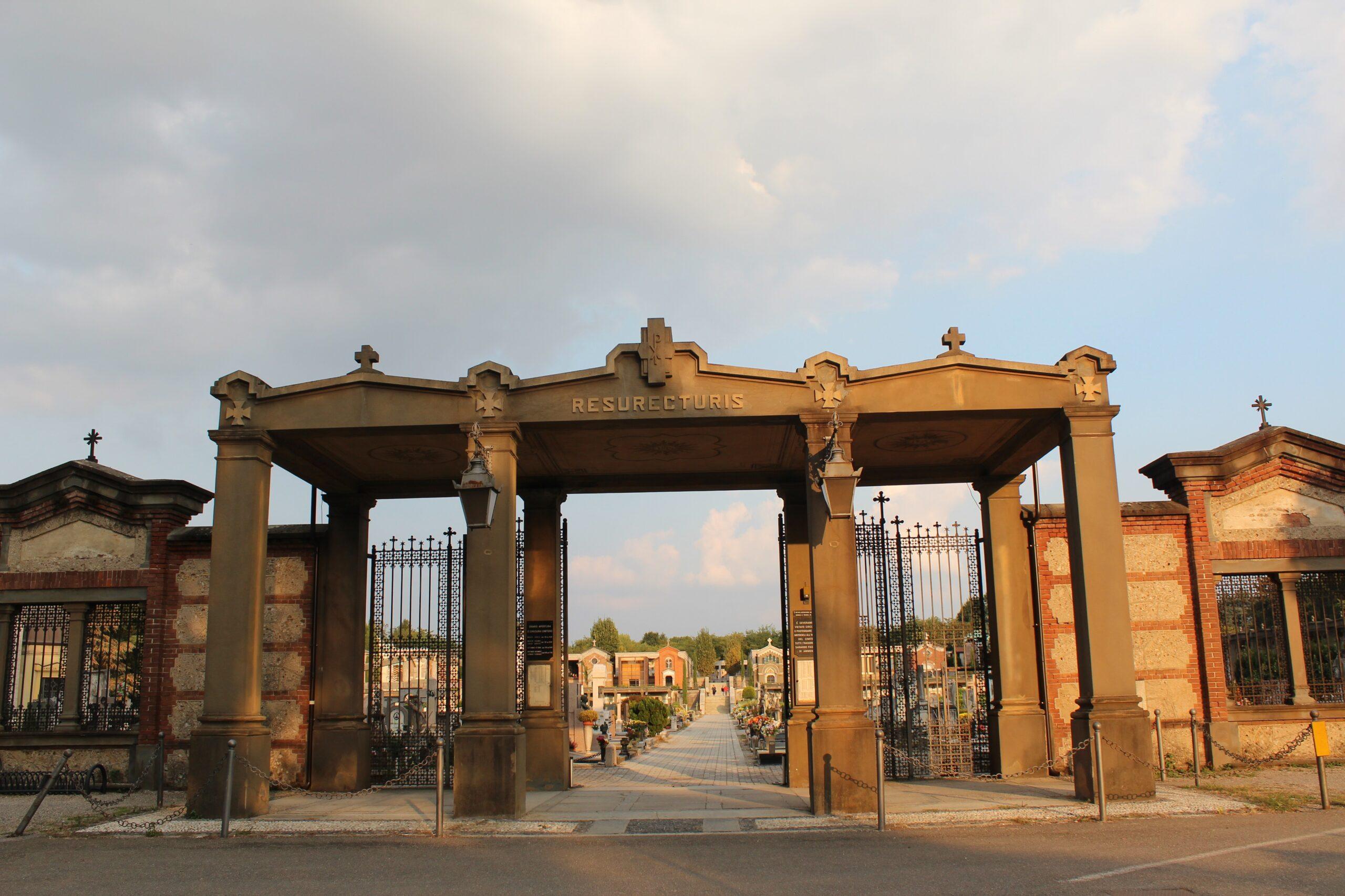 Cimitero di Vimercate